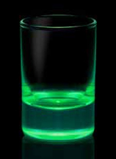 Afterglow Fosforan Yeşıl Shot Bardağı-Paşabahçe